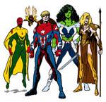 Avengers redesign