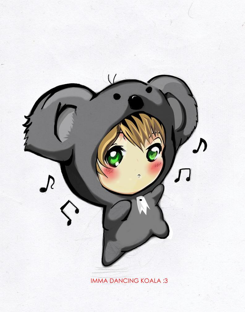 Chibi Koala Bear