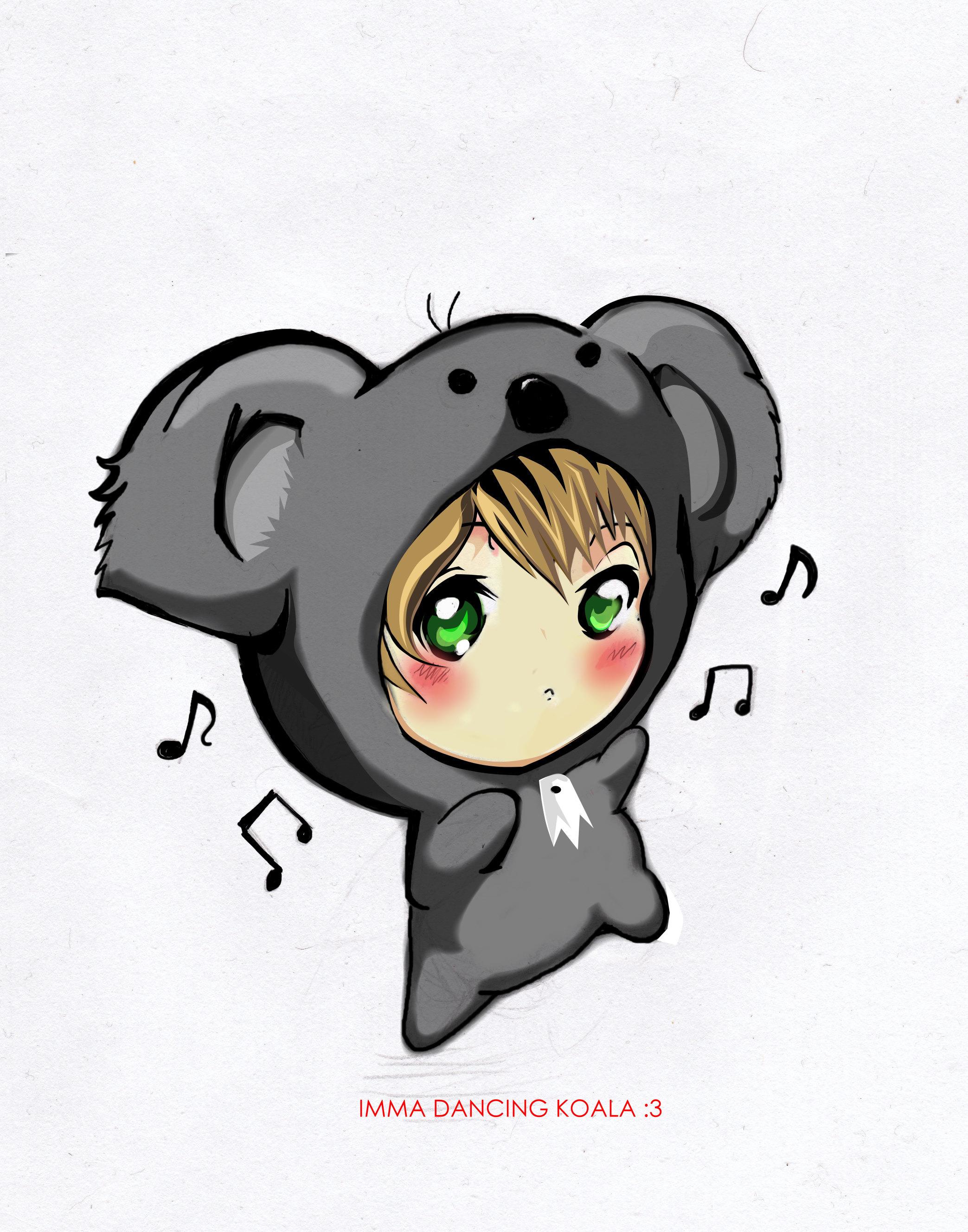 Imma Koala By Destinyvisualz On Deviantart