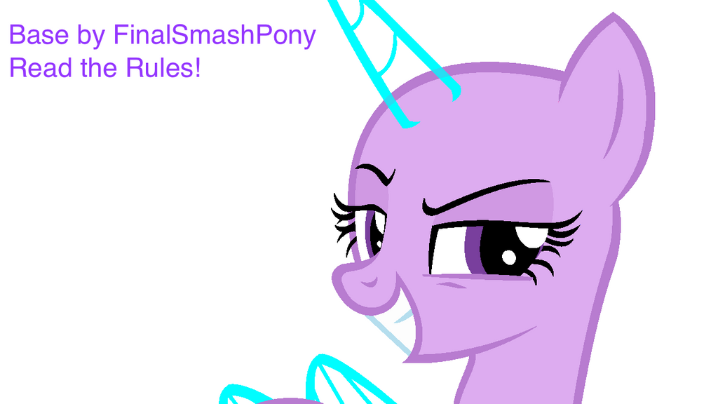 Evil Pony Base Www Imagessure Com