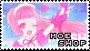 Moe Shop Stamp by NamelessFeline