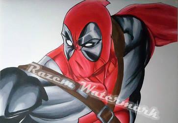 Deadpool by razemqu
