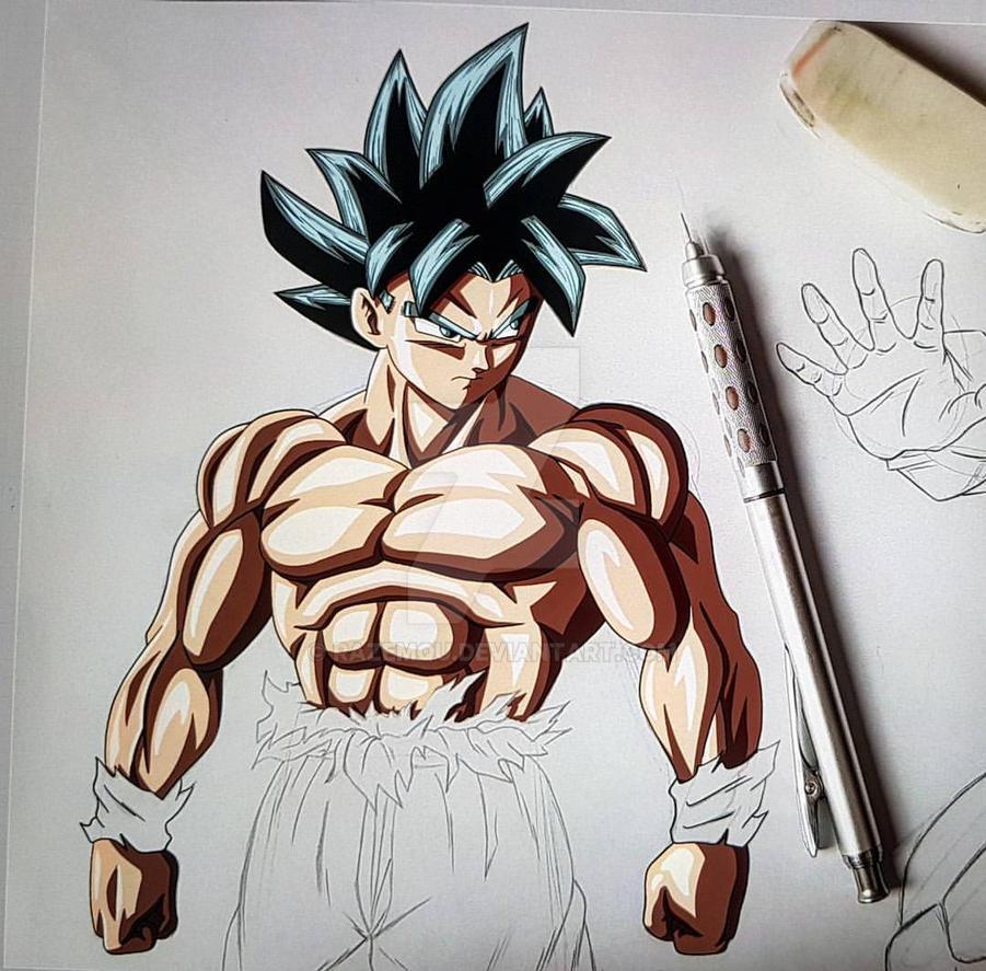 Goku Limit Breaker by razemqu