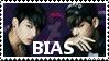 BTS bias by LacrimosaUnknown