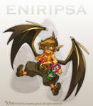 Dofus Character Male Eniripsa