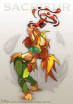 Dofus Character sacrieur