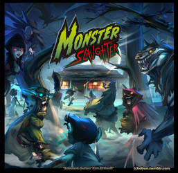 Monster Slaughter by tchokun