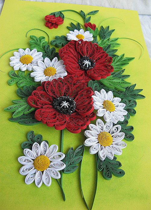 Fiori Quilling.Quilling By Bhbyf On Deviantart
