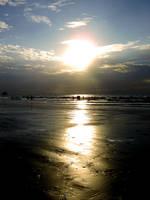 Beach's sun by royam