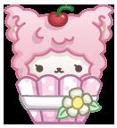 Candy Cupcake by MasumiChi
