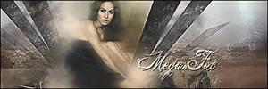 Megan Fox sig desert