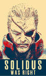 SOLIDUS WAS RIGHT