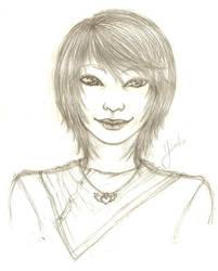 Yuuko again by AutumnReprise