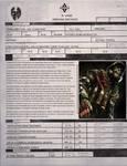 Arkham Archives: Scarecrow
