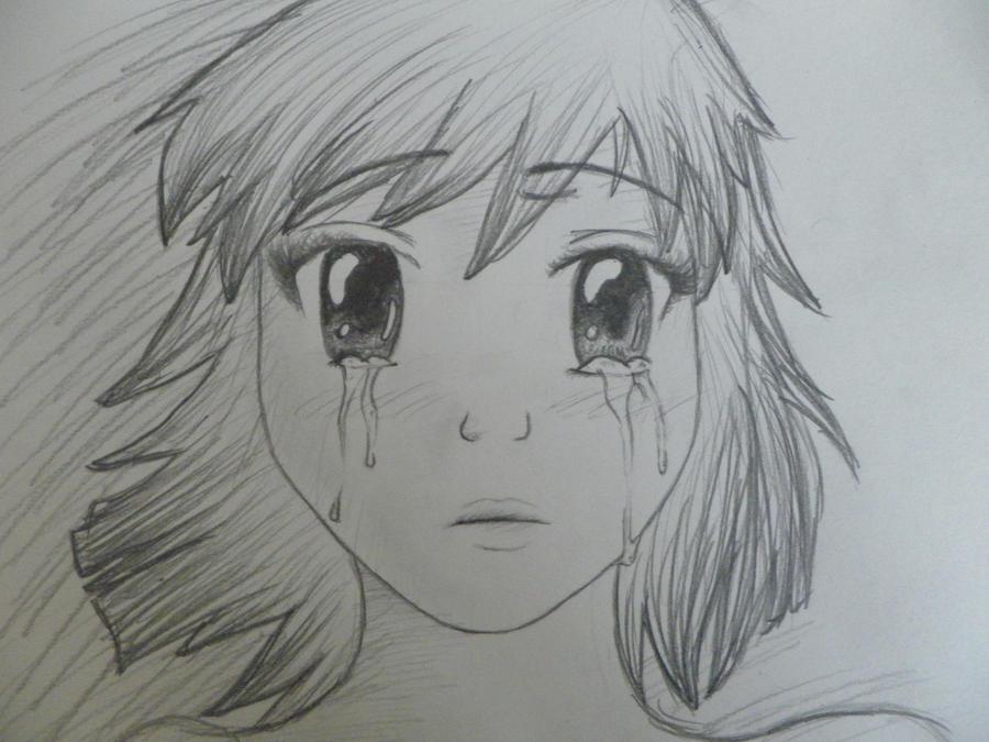 Crying Eyes by denisanime on DeviantArt