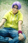 Trunks  Dragonball Super by Caydance
