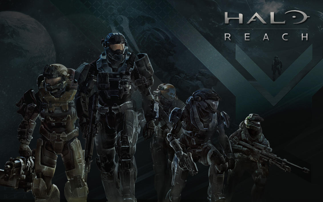 Halo: Reach -  Remember Reach by triggerhappy039