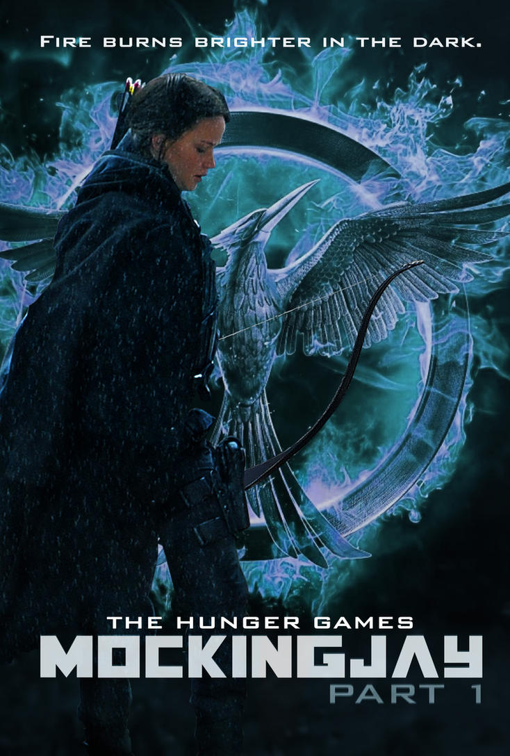 Hunger Games: Mockingjay Part 1 Movie Poster by ...