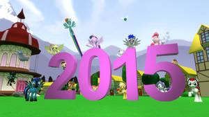 Happy 2015 by EDplus