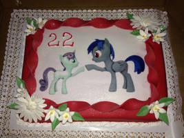 ED+ B-day Cake 2015 by EDplus