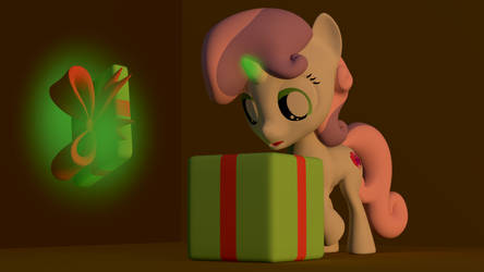 Sweetie Belle's mystery present