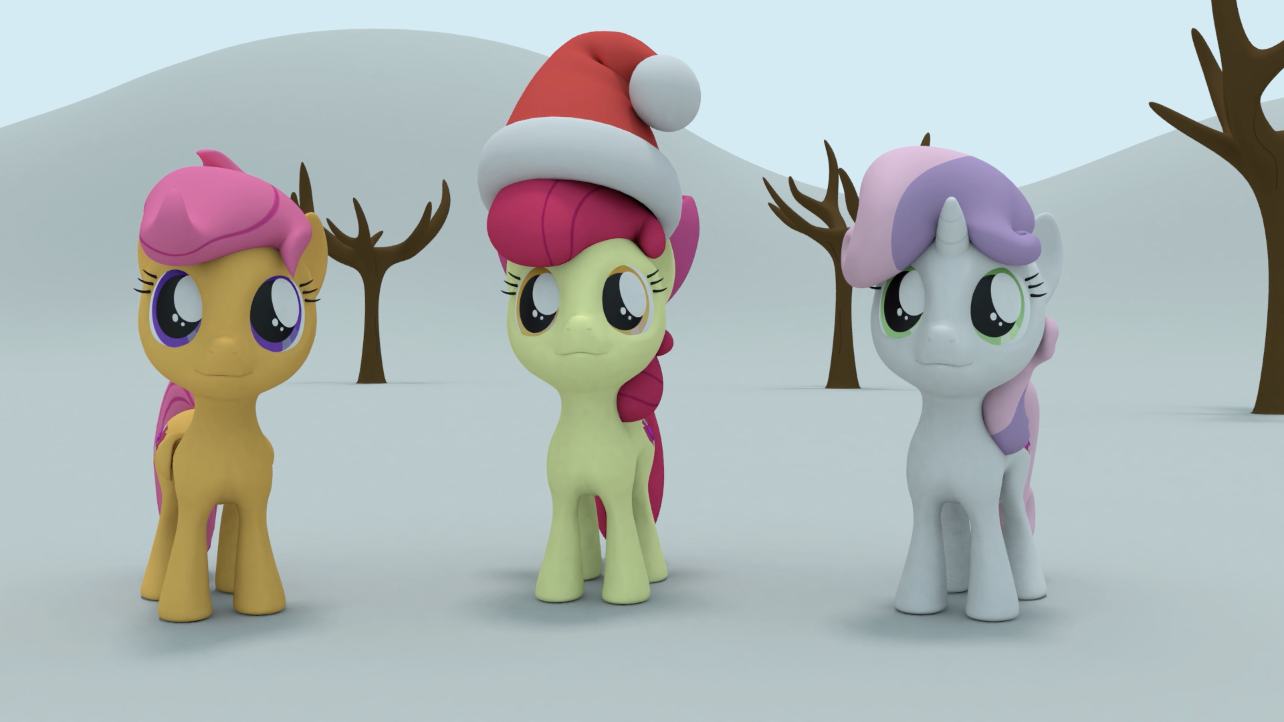 Hearth's Warming Eve with CMC's by EDplus