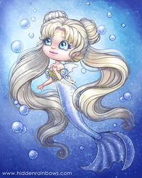 Sailor Moon Mermaid