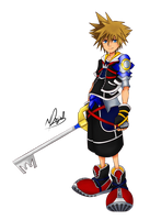 [Request] Master Sora by ReverseCrown