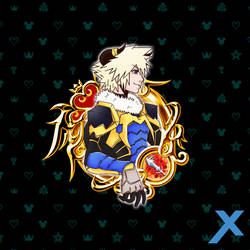 KHUX Custom Medal - Illustrated Kite A by ReverseCrown