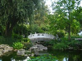 Chinese Garden II by japanstocks
