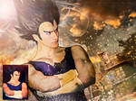 Vegeta - Before and After