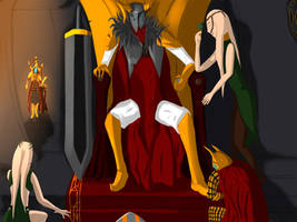 Broken Lord Leontios by deradevil4