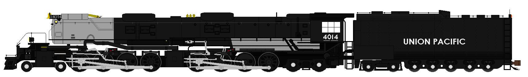 Union Pacific Big Boy 4014