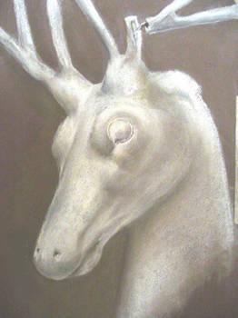 Deer in Pastle