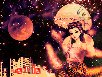 Dahlia Hawthorne -PW- by AokiScarlet