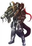 Steelhooves, Fallout Equestria