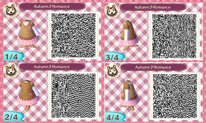 Animal Crossing: new leaf outfit code