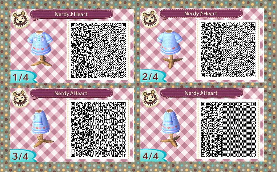 Qr Codes Animal Crossing New Leaf Paths Qr Code Animal ...
