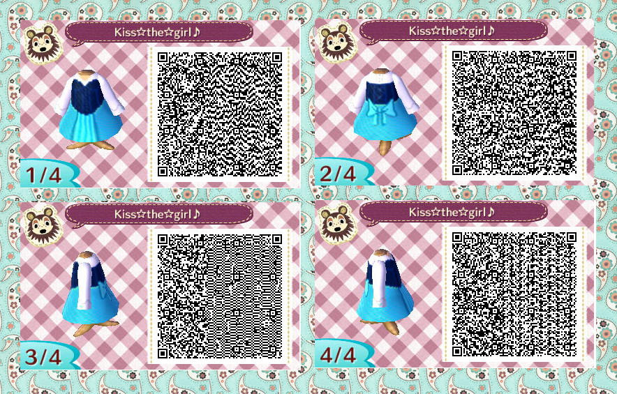 Animal Crossing: new leaf outfit code by Rasberry-Jam