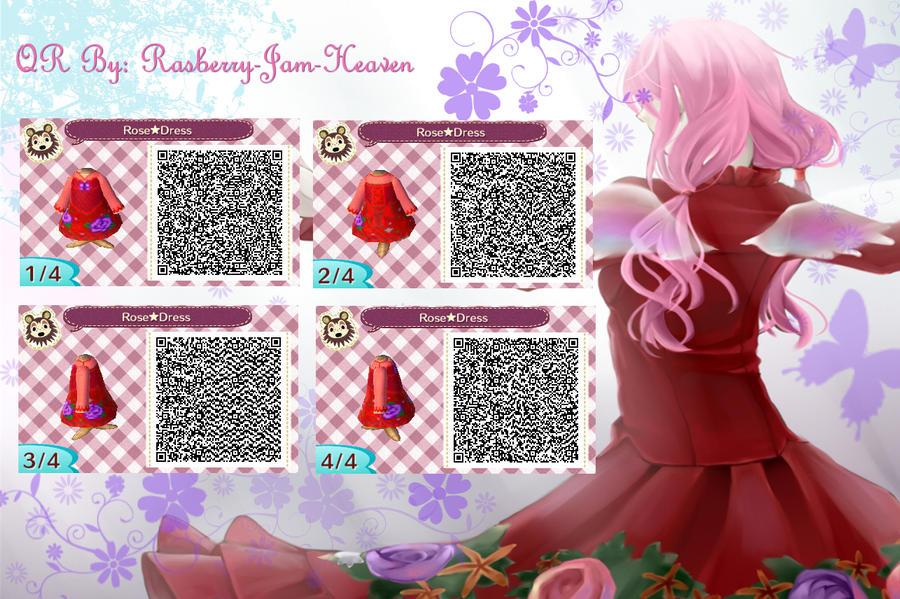 Size 1 red dress qr