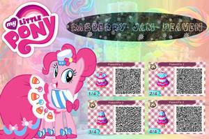 Gala Pinkie Pie Dress by Rasberry-Jam-Heaven