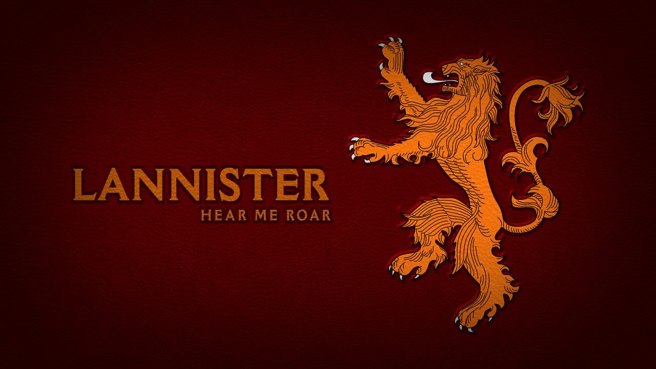 house of lannister Lord tywin lannister was the head of house lannister and hand of the king for three different kings he was the father of cersei, jaime, and tyrion lannister, and sole grandfather of the incest-born joffrey, myrcella, and tommen baratheon.