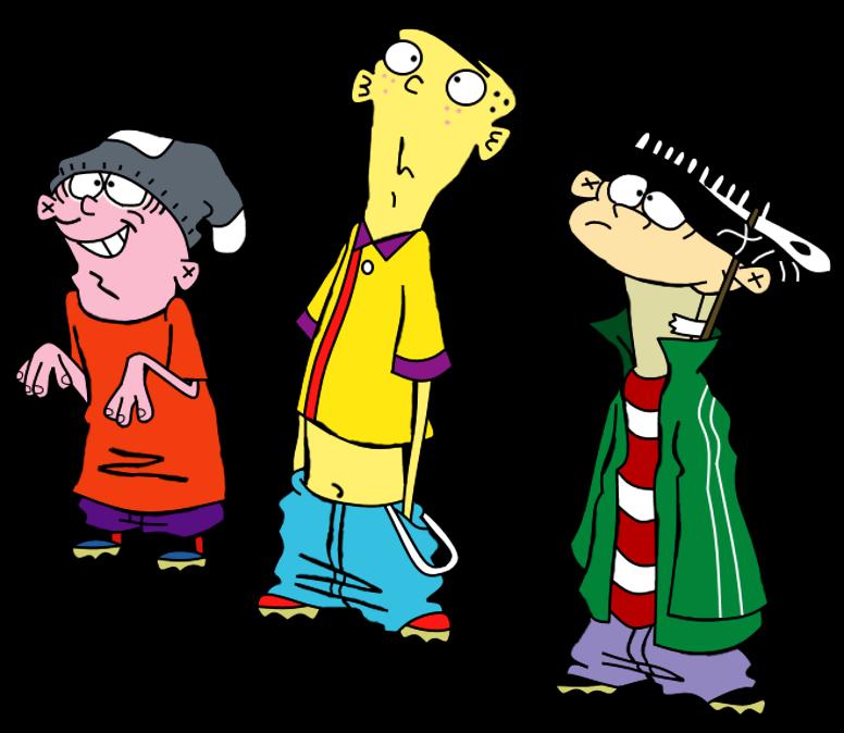 Ed Edd n Eddy   Cartoon network characters, 90s cartoon