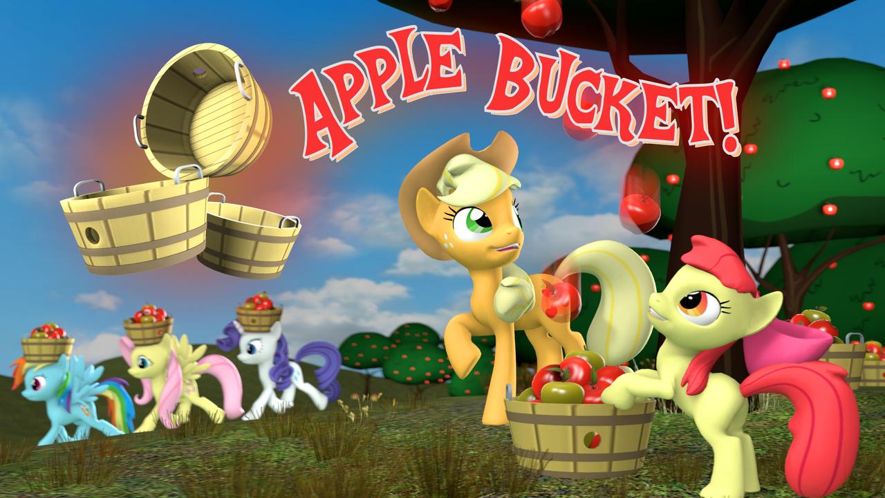 [DL] Applebucket by Sarcastic-Brony