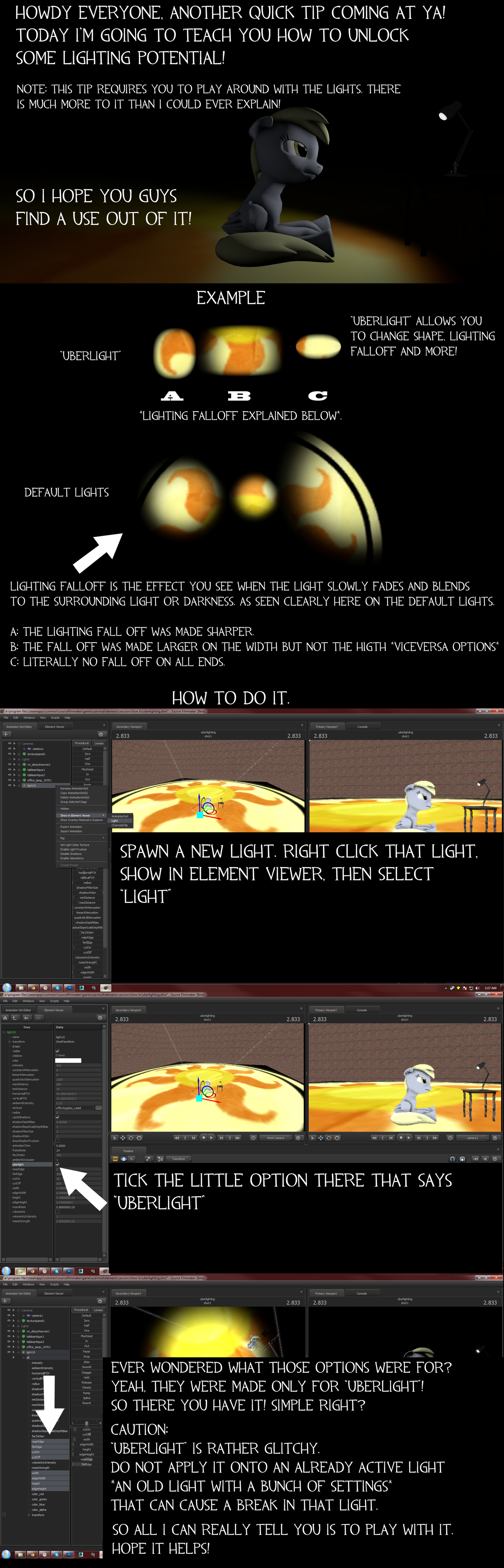 ... SFM Quick Tip Unlock Lighting Potential! by Sarcastic-Brony & SFM Quick Tip: Unlock Lighting Potential! by Sarcastic-Brony on ... azcodes.com