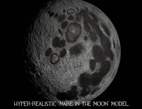 Mare in the moon model