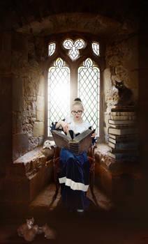 Bibliotekarka