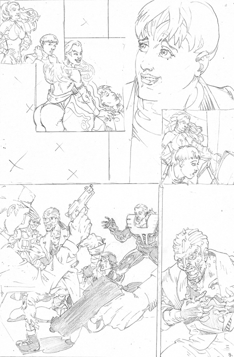 Ultraforce Tryout Page 3 by paime77