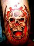 skull tattoo2