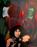 Jim morrison by Toast79